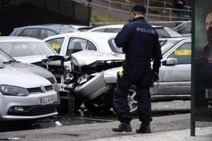 Germany: Youth murders granny, runs over two police officers while...