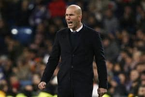 Zinedine Zidane: Real Madrid on top because of performances, not...