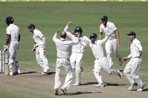 India-Australia Test: Pune pitch rated as 'poor' by ICC Match Referee