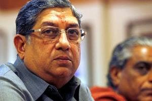 BCCI administrators challenged by N Srinivasan-led state cricket...