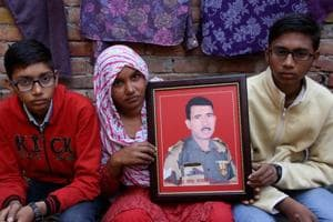 In Rohtak, another martyr's family awaits compensation