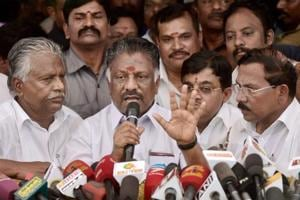 AIADMK factional feud: O Panneerselvam loyalists to meet President...