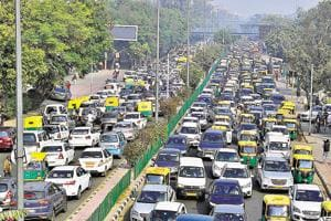 Ramp at Kashmere Gate to help reduce traffic congestion on Ring Road