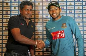 Two uncapped players in Sri Lanka Test squad against Bangladesh