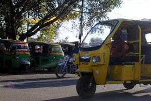 15,000 autos to go off Ranchi roads today