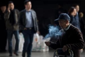 Shanghai expands public smoking ban to indoor, some outdoor areas