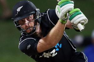 Martin Guptill scores blistering century as New Zealand defeat South...