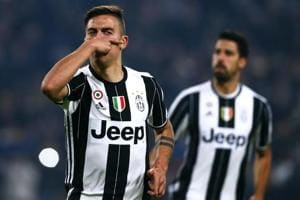Italian Cup: Paolo Dybala penalty double puts Juventus in control...