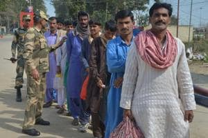 In goodwill gesture, India releases 39 Pakistani prisoners