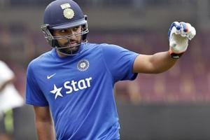 Rohit Sharma back from three-month injury layoff, to play in Vijay...