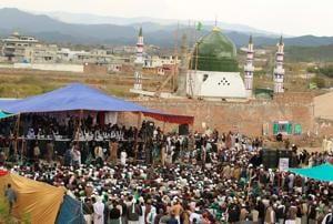 Religious hardliners defy ban, celebrate Pakistani Punjab governor's...