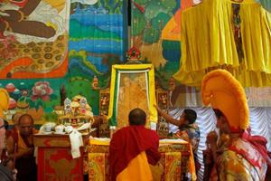 Prayers, festivities and rituals: Buddhists welcome the New Year with...