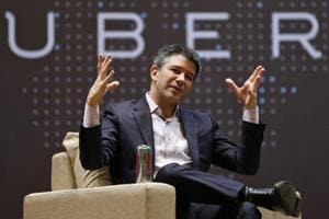 CEO Travis Kalanick caught on video arguing with his Uber driver