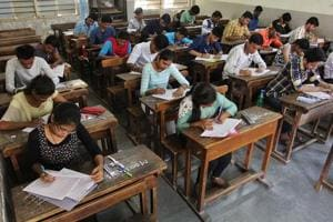 Jharkhand intermediate exam 2017: Police bust racket of writing paper...