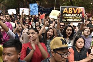 Ramjas scuffle: ABVP, BJP's sense of nationalism has nothing to do...