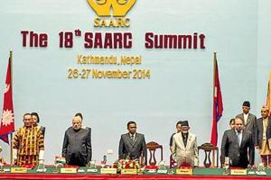 New Saarc secy from Pakistan assumes office