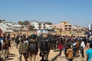 Three dozen injured in clash over land dispute in Ranchi