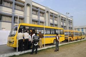 RTA, traffic police conduct audit of school buses, find lapses