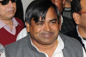 'Threatened' by own security men, UP minister Prajapati goes  missing