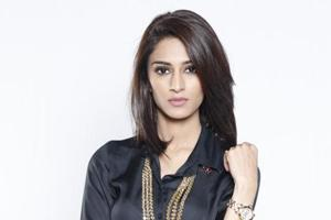 Erica Fernandes is happy that her debut TV fiction has been received well by the audience.