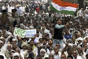 Jats protest in Delhi for quota, say will be back after Holi