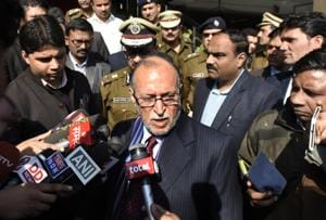Lieutenant Governor Anil Baijal assured the ABVP members that he will raise their demands with the Delhi Police.