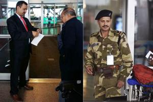 Sharp suits to khakis: Here's why Delhi airport security changed look again
