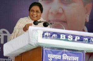 Mayawati says PM Modi's Varanasi road show violative of poll code