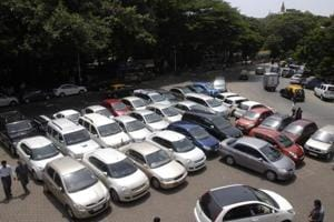 The civic body currently has 92 lots set aside for street parking.