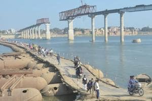 12 years on,  Ramnagar bridge yet to see light of the day