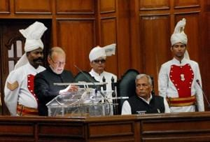 Delhi budget session: Baijal's speech silent on Centre-state conflict
