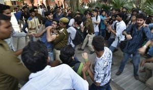 Ramjas clashes: Court asks Delhi Police to file report on action taken