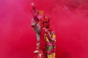 Let the Holi festivities begin!