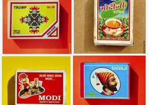 From Modi winning to Women's Day, this man has it all on matchbox covers