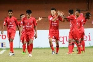 East Bengal FCstunned by Churchil Brothers SCin thrilling I-League encounter