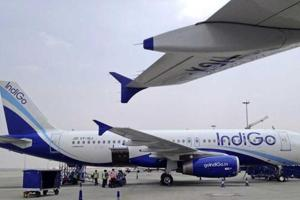 IndiGo pilot falsely blames ATC for delay, caught by official on board