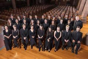 Institute of Sacred Music Yale University's Schola Cantorum