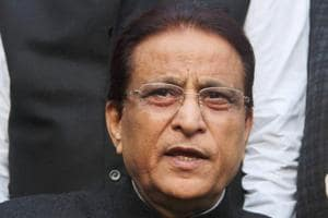 Azam Khan moves SC against bailable warrant in UP Jal Nigam case