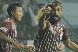 I-League:Mohun Bagan AC held to a 2-2 draw by Mumbai FC