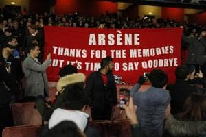 Arsenal's repeating history a tragedy for supporters, farce for neutrals