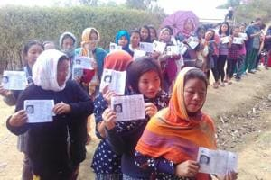 Final phase of polling in Manipur records 86% turnout; poll official injured in blast dies