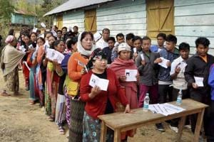 Month-long polls end with final rounds in UP, Manipur