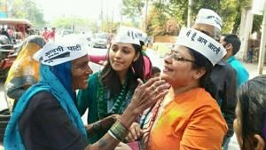 MCD polls: AAP launches its tried and tested door-to-door campaign