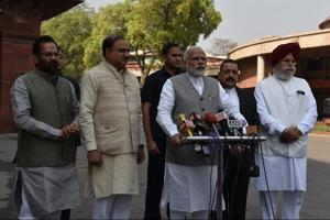 Hope there will be a breakthrough in GST: PM Modi ahead of Budget session