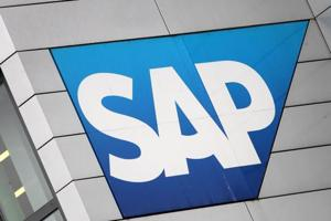 SAP, the German Dax index