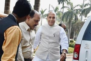 Budget session: Rajnath Singh says govt has taken note of attacks on Indians in US