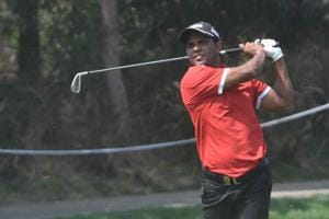 SSP Chawrasia has took the clubhouse lead at five-under 67 on the second day of the Indian Open.