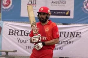 Six 6s in 6 balls! Under-fire Pakistan captain Misbah-ul-Haq does a Yuvraj Singh
