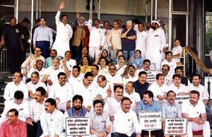 Rahul Gandhi, Sharad Pawar may join Sangharsh Yatra in Maharashtra
