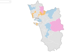 Interactive| Goa assembly election results 2017
